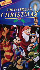 Small Picture Digitized opening to Jiminy Crickets Christmas UK VHS YouTube