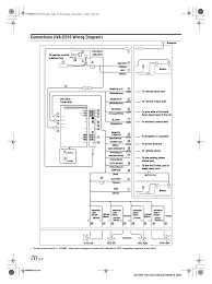 alpine iva d310 page78 connections (iva d310 wiring diagram) alpine iva d310 user manual on alpine iva d310 wiring diagram