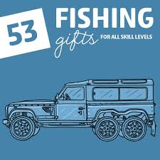 My husband loves to fish and this is the best list of fishing gifts I have