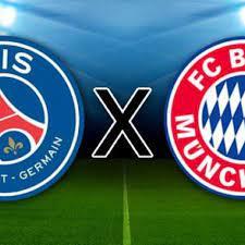 PSG x Bayern de Munique: onde assistir, horário e escalações