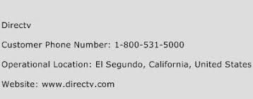 Direct Tv Tech Support Directv Number Directv Customer Service Phone Number