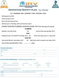 Safety Plan Interesting Safety Plans Irv Plumbing Electric Hvac Business Plan 44 44 44