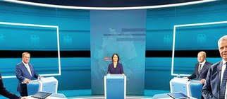 Die kanzlerkandidaten diskutieren heute das erste mal zusammen im tv. Fbzpcd6gpdt3mm