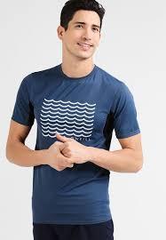Oneill Wetsuit Size Chart Oneill Evolver Print T Shirt