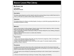 My Dream Chart My Dream Job Lesson Plan For 9th 12th Grade Lesson Planet