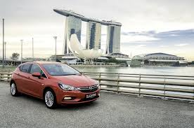 new car launches singaporeOpel launches new Astra in Singapore