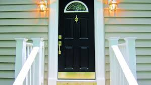 entry door kick plates. black exterior door with gold hardware and kick plate entry plates r