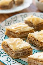 Filled with a creamy, homemade vanilla pudding, these fresh fruit phyllo tartlets make a beautiful dessert. Baklava How To Make The Most Heavenly Baklava Ever Fifteen Spatulas
