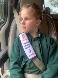 mom s ingenious medical alert seat belt