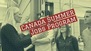 summer jobs program  summer jobs blog