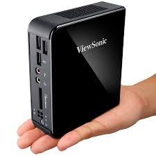 viewsonic starts ing vot125 mini pc handheld desktop