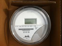 itron watthour meter kwh c1s centron 240 volts fm2s 200 image is loading itron watthour meter kwh c1s centron 240 volts