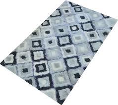 <b>Коврик</b> для <b>ванной</b> Modalin Erak, цвет: синий, 70 x 120 см ...