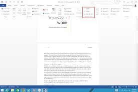 How To Add Page Numbers And A Table Of Contents To Word