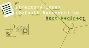 Directory Index to Root Redirect
