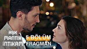 Aşk mantık İntikam 5.Bölüm Fragmanı - YouTube