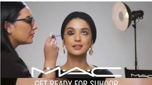 muslim women ridicule mac cosmetics for ramadan makeup tutorial