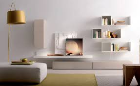 Wall cabinets living room furniture Modern Corner Wall Best Way To Hang Wall Cabinets For White Living Room Decor With Yellow Floor Lamp Kalvezcom Best Way To Hang Wall Cabinets For White Living Room Decor With