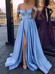 Light Blue Prom Dresses 2018 Pin On Blue Prom Dresses