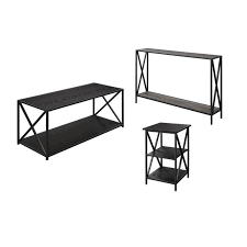 3 piece coffee table set with coffee
