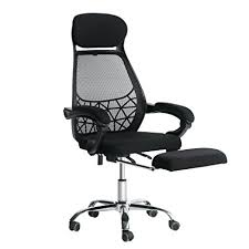 office recliner chair. Perfect Chair E EVERKING EverKing High Back Mesh Recliner Office Chair With Footrest  Ergonomic Executive Task Reclining With