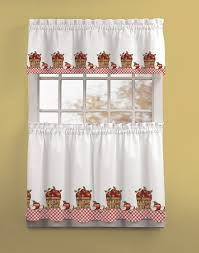 Shabby Chic Kitchen Curtains Kitchen Window Treatment Ideas For Sliding Glass Doors In Diy