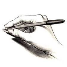 Image result for hand writing