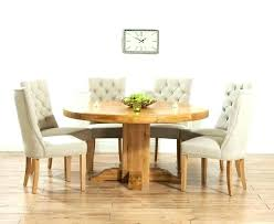 chairs for round dining table 6 chair dining table round round wood dining table for 6