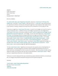 Eagle Scout Letter Of Recommendation Beauteous Eagle Scout Letter Of Recommendation Sample Fresh Reference Letter