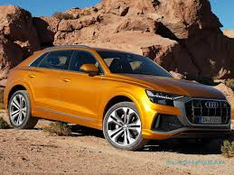 2019 Audi Q8 First Drive Review Luxury Goes Everywhere