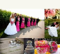 Great Hot Pink Wedding Ideas Wedding Hot Pink Wedding Ideas