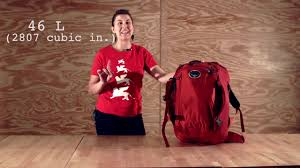 Which Size <b>Backpack</b> Should I Get? - YouTube