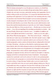 writing a thesis statement for a process analysis essay kinds of  thesis statement drugs someone to write essay