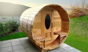 Superb Sauna Tonneau