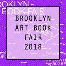 nyart artist books brooklyn art book fair 2018 for independent zine artist book makers