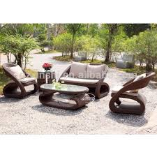 outdoor furniture patio. Furniture Ruang Tamu Sofa Set Rotan Outdoor Patio Bergaya Taman A