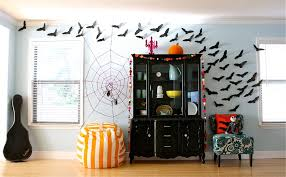 office haunted house ideas. Absolutely Smart Halloween Wall Decor Plus Etsy Horror Prints Set Of 4 Printable Decorations Ideas Scenes Office Haunted House
