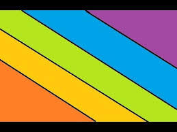Orange Blue Green Colors Black White Red Yellow Green Blue Purple Brown Pink Gray