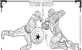 Small Picture Captain America Coloring Pages valuable design drever animal