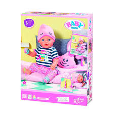 <b>Zapf Creation Baby Born</b> deluxe slaapfeestje in 2019 | Products ...