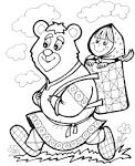 Игры раскраски для девочек 5 лет бесплатно