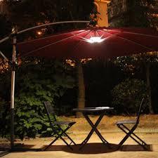 decor of patio umbrella lights outdoor patio umbrella light review you house decorating ideas