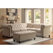 Button Sofa Design
