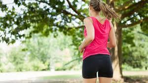 Joggen gegen cellulite am po