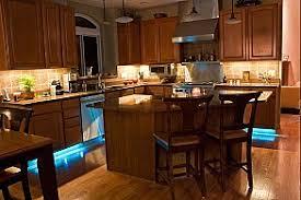 Beautiful ... LED Lights Kitchen Under Cabinet Lighting ...