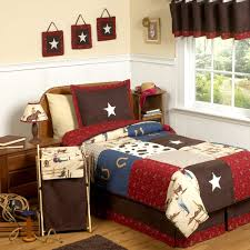 sweet jojo cowboy bedding