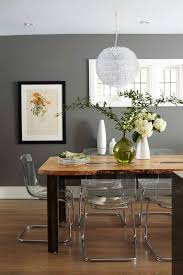 Dinning Rooms  The Best Gray Dining Room Design Ideas In - Rustic modern dining room ideas