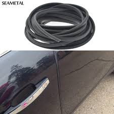 3m car door seal rubber protection strip door edge protector side anti scratch universal for bmw audi toyota hyundai kia ford in fillers