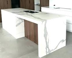quartz kitchen countertops white cabinets. White And Grey Quartz Countertops Kitchen With Worktop Cabinets A