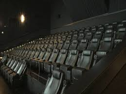 Theater Seating At Penn Cinema Picture Of Penn Cinema